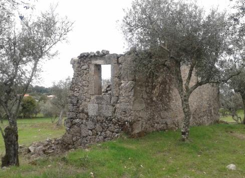 ruinas  paisagem