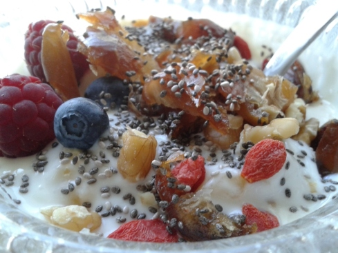 Breakfast (seeds)