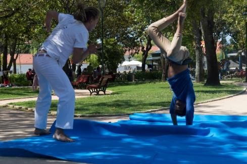 Feira Expressao Arte Capoeira
