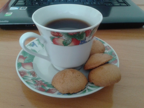 Biscoitos de espelta e azeite