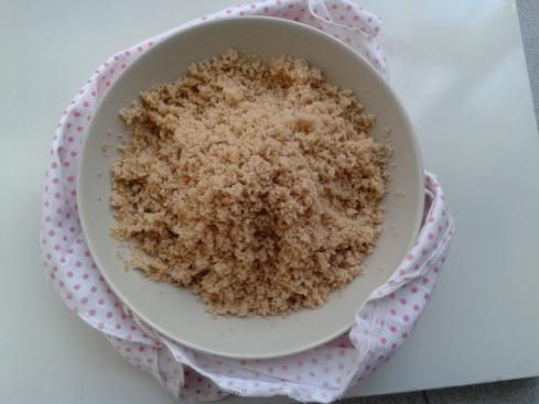 Couscous espelta