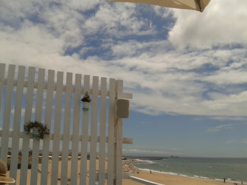 Floreira Mar (praia São João)