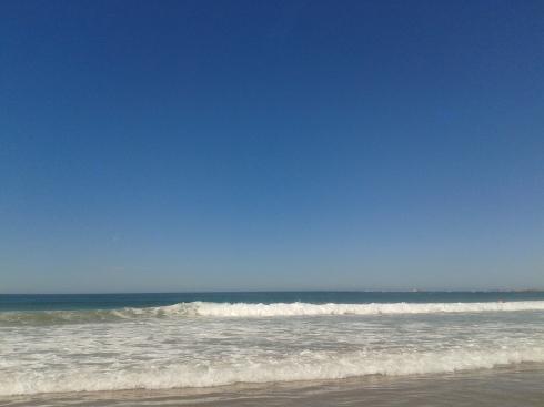 O mar e o ceu (S. João)