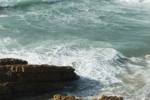 Guincho, o mar