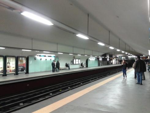 Entre linhas (Roma)