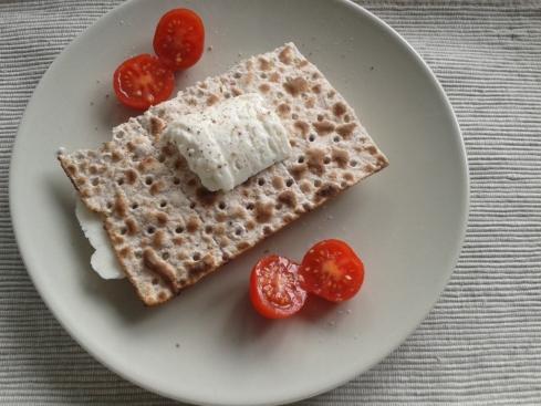 almoço saudavel