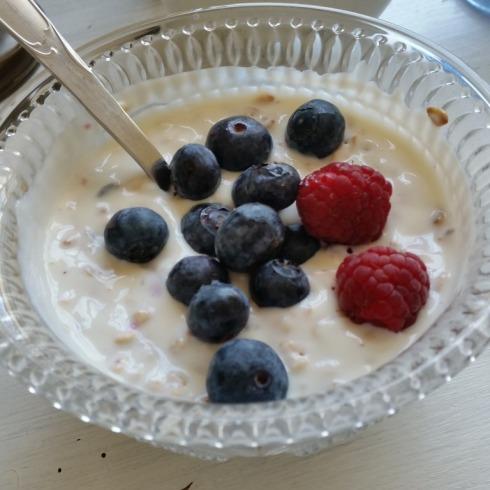 iogurte soja amendoa