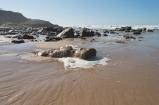 Praia das Maças, o mar