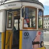Lisboa eletrico antigo