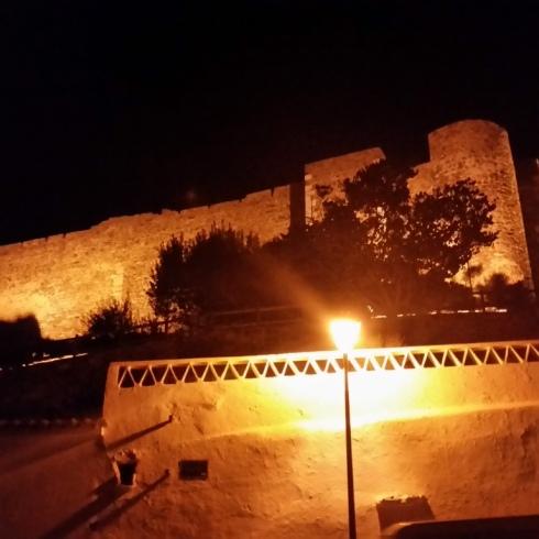 vista geral do castelo