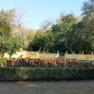 Plano do jardim