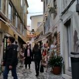 Explorando o casario em Sintra