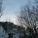 Olhando o céu de Sintra