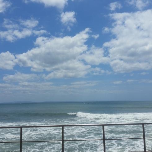 mar desejado